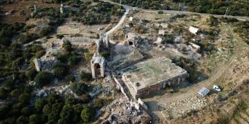 Mersinde gemicilerin kullandığı 1500 yıllık antik hamam keşfedildi
