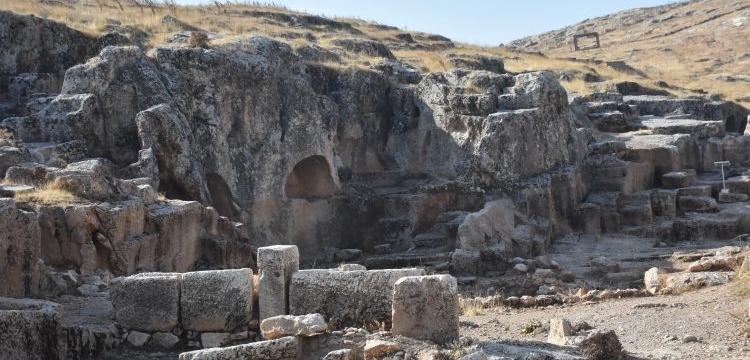 Perre Antik Kenti de 30 Nisan Tarihine Kadar Kapalı