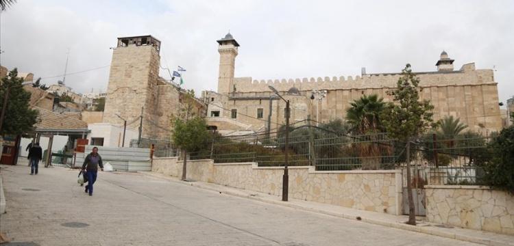 Filistin, UNESCO'ya El Halil Camisi'ni koruma çağrısı yaptı