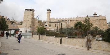 Filistin, UNESCOya El Halil Camisini koruma çağrısı yaptı