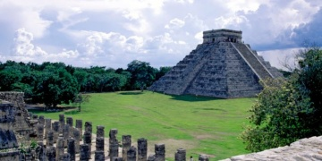 Chichen Itza 400 years older than thought