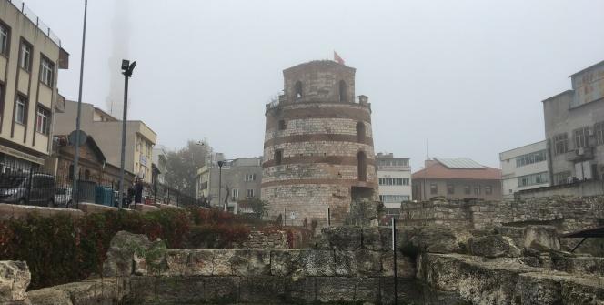 Edirne Makedon Kulesi