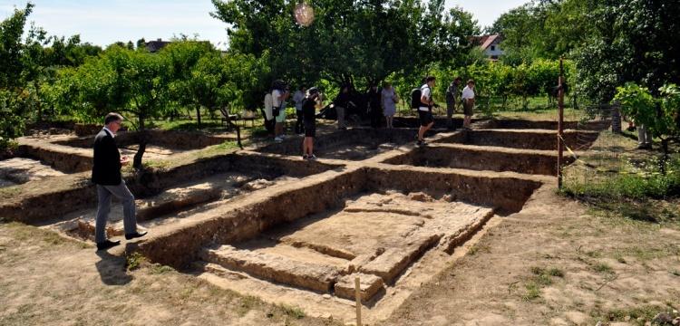 Zigetvar'da arkeoloji çalışmaları tamamlandı, gözler kurulacak müzede