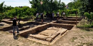 Zigetvarda arkeoloji çalışmaları tamamlandı, gözler kurulacak müzede