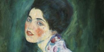 Gustav Klimtin 23 yıl önce çalınan resmi bulundu