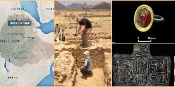 Etiyopyada Aksum Krallığına bağlı kayıp antik kent bulundu