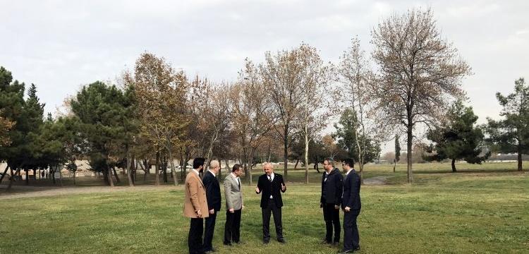 Gebze'deki Hünkar Çayırı'na panoramik müze kurulacak