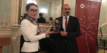 2019 Dimitri Kantemiroğlu Ödülleri verildi