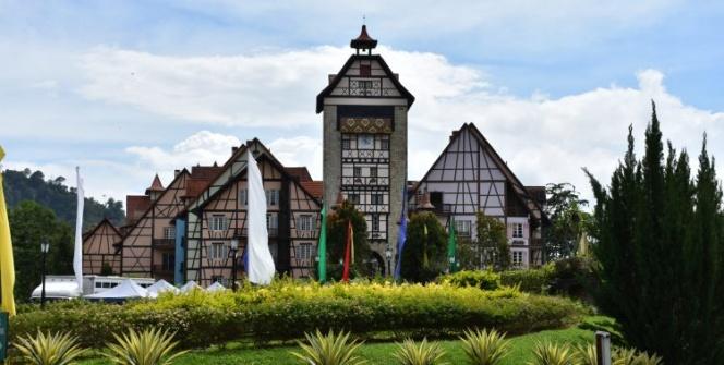 Colmar Tropicale: Malezyadaki Fransız köyü