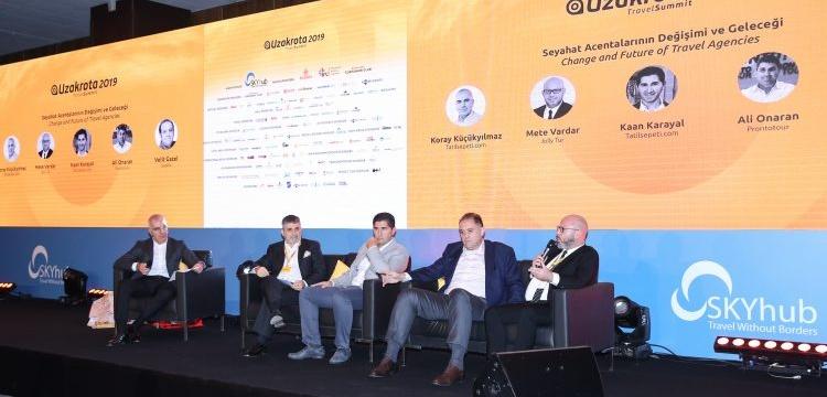 Uzakrota Travel Summit'te Seyahat Acentelerinin Değişimi ve Geleceği konuşuldu