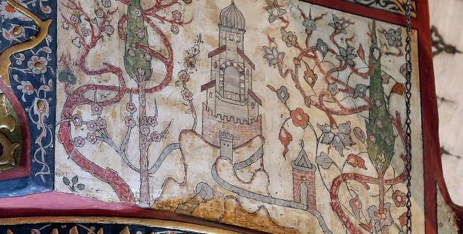 Mevlana Müzesinde yeni keşfedilen 6 tarihi Konya minyatürü