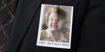Bilim tarihçisi Prof. Dr. Sevim Tekeli vefat etti