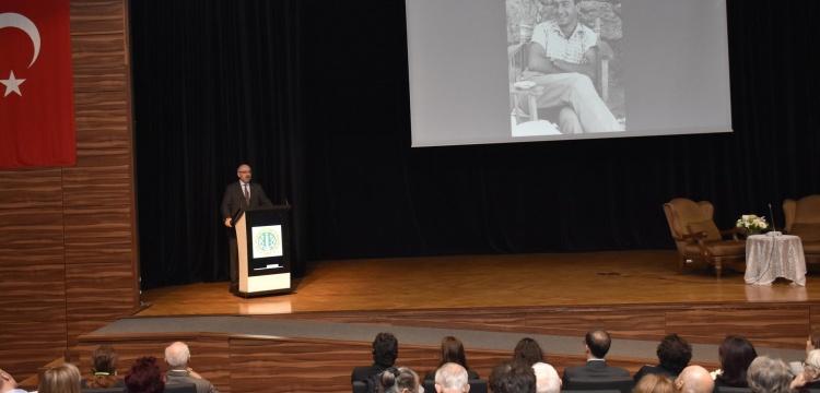 Arkeolog Prof. Dr. Haluk Abbasoğlu İstanbul Üniversitesi'nde anıldı