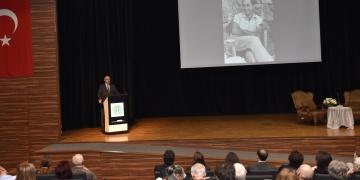 Arkeolog Prof. Dr. Haluk Abbasoğlu İstanbul Üniversitesinde anıldı