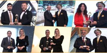 3. Türkiye Altın Marka Turizm Ödülleri verildi