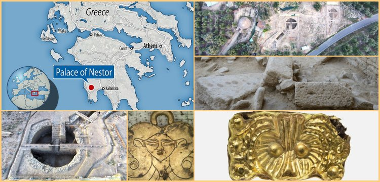 Archaeologists discovered two Bronze Age tombs in Greece