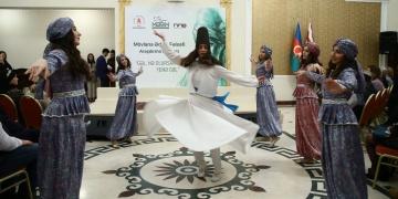 Hazar Üniversitesi, Mevlana Araştırma Merkezi kurdu