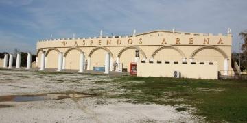 Aspendos Arenanın yerinde kalması için imza kampanyası başlatıldı
