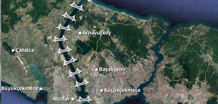 Kanal İstanbul alanındaki tarihi eserler için Koruma Kurulu'ndan yeni karar