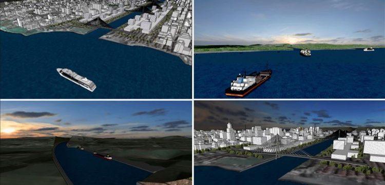 Kanal İstanbul için deneyler ve simülasyonlar yapıldığı açıklandı