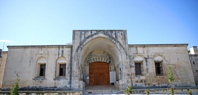 Kurtkulağı Kervansarayı'nın restorasyonu tamamlandı