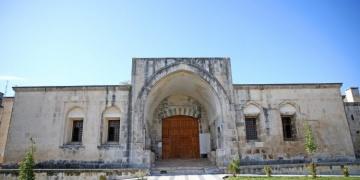 Kurtkulağı Kervansarayının restorasyonu tamamlandı