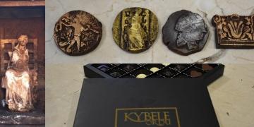 Ordunun Ana Tanrıçası Kybele kentin çikolata markası oldu