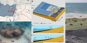 Dünyanın bilinen en eski kıyı savunma sistemi Akdenizde keşfedildi