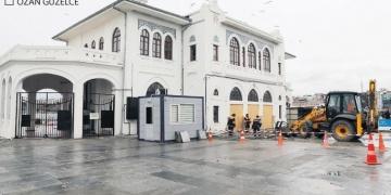 Kadıköy Vapur İskelesi ek binası Koruma Kurulundan habersiz yapılmış