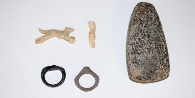Assos Antik Kenti 2019 yılı arkeoloji kazı buluntuları