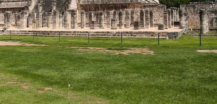 Meksika'da 1500 yıllık Maya Sarayı kalıntıları keşfedildi
