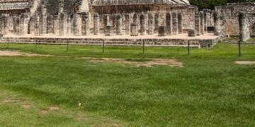 Meksikada 1500 yıllık Maya Sarayı kalıntıları keşfedildi