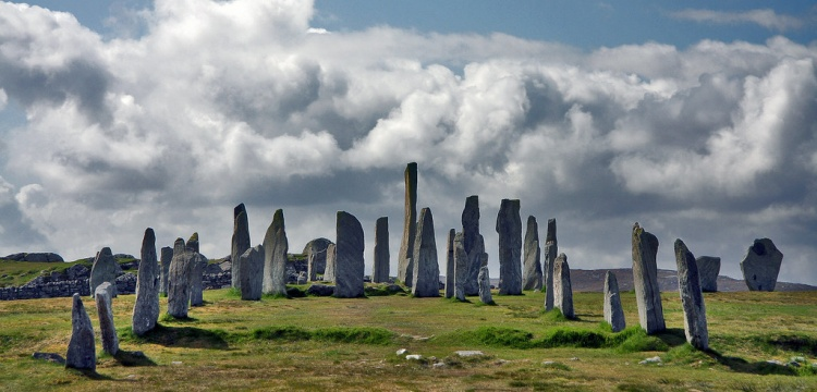 Calanais Stones were constructed with astrological phenomena
