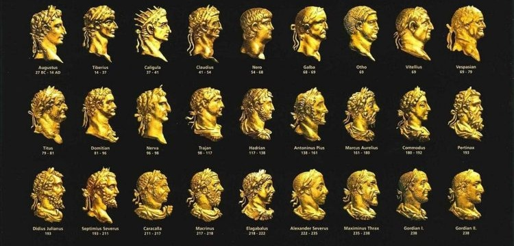 Statistical reliability analysis for Roman emperors