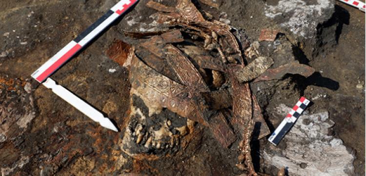 Rusya'da İskit Kadın Savaşçılarına ait yeni mezarlar keşfedildi