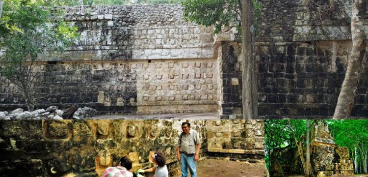 Ruins of 1500-year-old Mayan Palace discovered in Mexico