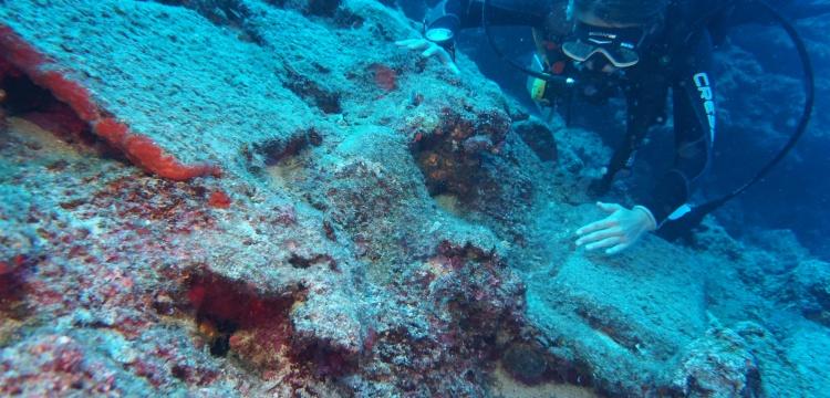 Antalyada bulunan en eski ticari batıktaki arkeoloji çalışmaları sürüyor