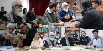 67 yaşındaki arkeoloji öğrencisi Zafer Dilşekerin hedefi yüksek lisans