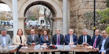 Antalya Kongre Bürosu Meeting Incentive Planner Guide projesini tanıttı