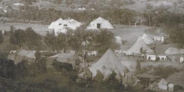 Ağadere Kızılay Mecruhin Hastanesi Müzesi Mart ayında açılacak
