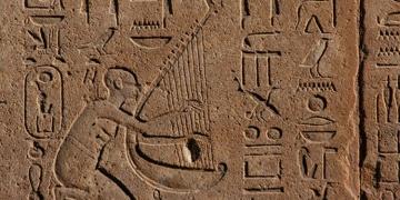 MIsırın 5 bin yıllık müzik aletlerinin varlığı tespit edildi
