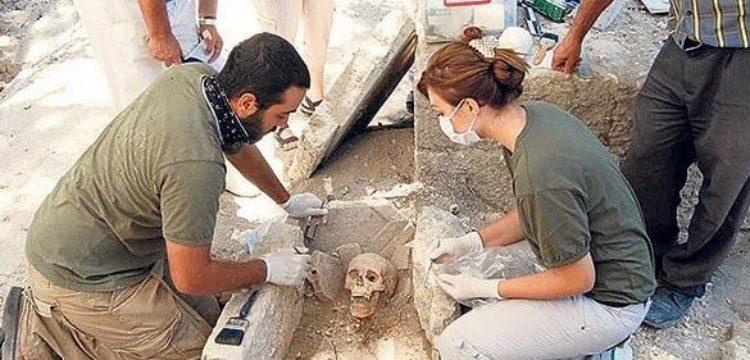 İstanbul'daki bilinen en eski Afrikalıya ait iskelet bulundu