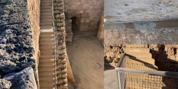 Kıbrıstaki Othello Kalesinin restorasyonu tepki çekti