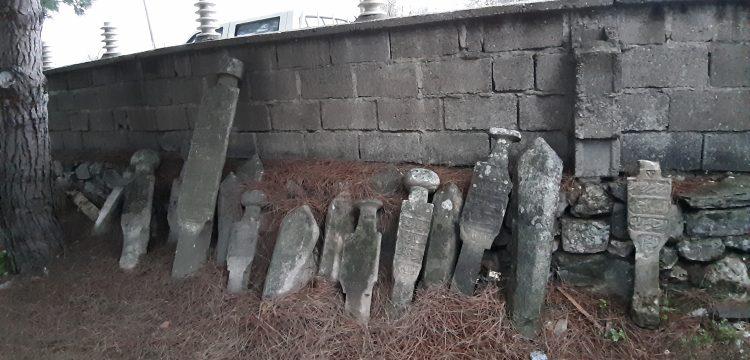 Parion Antik Kenti'nde Osmanlı mezar taşları da sergilenecek