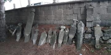Parion Antik Kentinde Osmanlı mezar taşları da sergilenecek