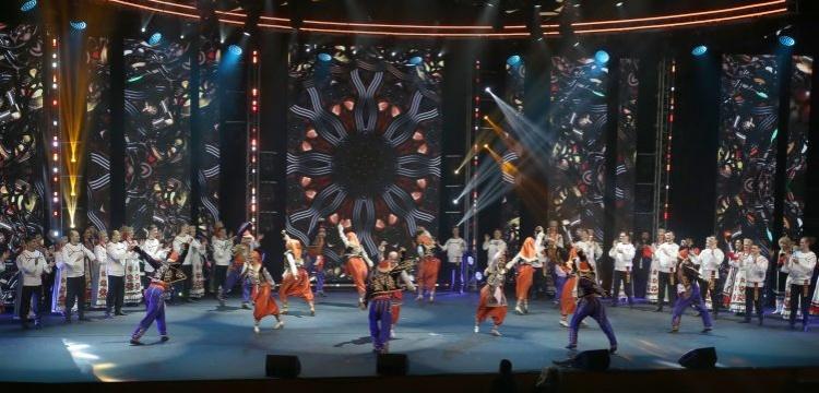Türkiye-Rusya Karşılıklı Kültür ve Turizm Yılı Rus Mozaiği ile sona erdi