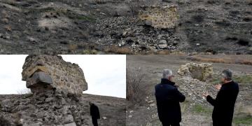 Kırşehirdeki tarihi su değirmeninin son kalıntıları korumaya alındı