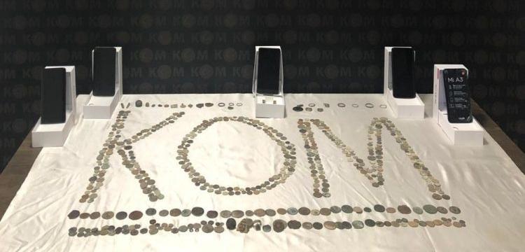 Karabük'te 558 parça tarihi eser ele geçirildi, 2 kişi yakalandı