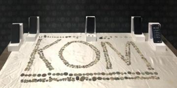 Karabükte 558 parça tarihi eser ele geçirildi, 2 kişi yakalandı