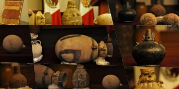 37 historical artifacts returns to Peru from Mexico